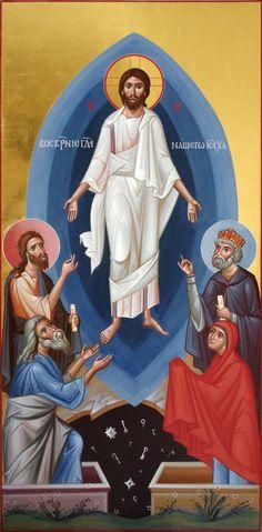 Иконописцы Павел и Андрей Жаровы