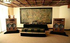 Westlake speakers + Jadis amplifiers