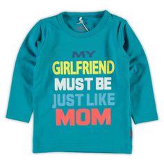 Name It Mini Boys shirt met lange mouw | kleertjes.com