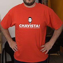 Samarreta Chavista en català... un exitàs...