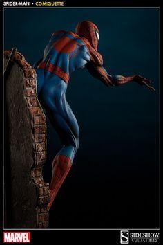 Spider-Man-Polystone-Statue-rear-view.jpg (400×600)