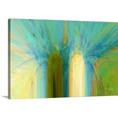 Found it at Wayfair - 'Angels Rejoicing. Luke 15:10' by Mark Lawrence Graphic Art on Canvas