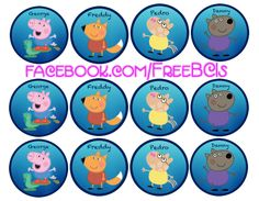 A request from the FB page: The boys of Peppa Pig! There's Danny Dog, Pedro Pony, George Pig, and Freddy Fox! Bottle Cap Images, Bottle Caps, Free Bottlecap Images, Crochet Planter Cover, Bottle Top Crafts, George Pig, Busy Boxes, Craft Show Ideas, Fb Page