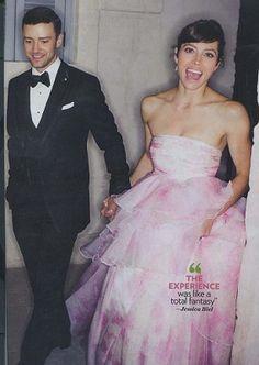 Jessica Biel & Justin Timberlake Wedding
