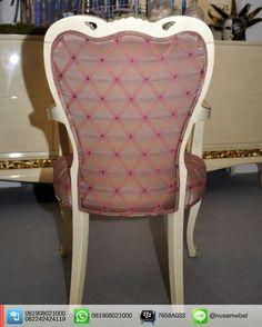 Louis Dining Chair White Gold Finish Luxus. #KursiMakan Mahoni #Jepara Finishing Putih Duco & Emas Luxus. We send it worldwide. For more info please contact us via: BBM : 7658A033 Call WA : 6281908021000 Inquiry : info@nusamebel.com Website : nusamebel.com #NusaMebel #Mebel #Meuble #MebelJepara #FurnitureJepara #MebelRumah #DiningFurniture #ReproductionFurniture #MejaJepara #MejaJati #KursiJati #FurnitureDesign #FurnitureInterior #LouisTable #LouisChair #KursiMakan #DiningTable #KursiJepara…