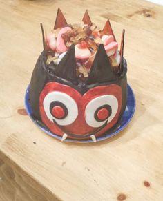 Moshi monster diavlo cake