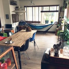 Lounge/saboten 倶楽部/イームズ/ハンモック/ルイスポールセン/鉛筆削りオブジェの会…などのインテリア実例 - 2015-02-24 01:22:22 | RoomClip(ルームクリップ)