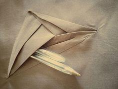 Origami Pocket Tutorial (Arif Khan)