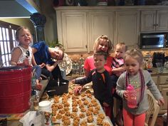 Easter Traditions - with Show Me Decorating, Kathy makes Easter treats with her grandkids