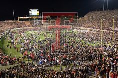 Texas Tech: A beautiful tradition.