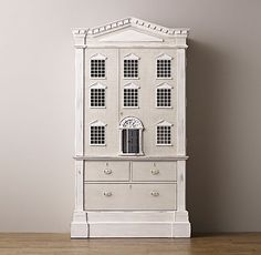 Doll House Cabinet