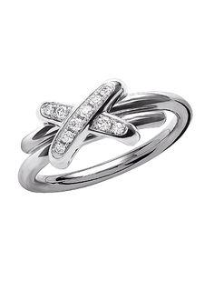 Mariage Chaumet | Bague Premiers Liens Très très très très gros cadeau de Noël