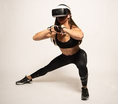 Intense VR Fitness Experiences For Any Gamer Tap Shoes, Dance Shoes, Workout Programs, Virtual Reality, Vr, Sporty, Yoga, Fitness, Thesis