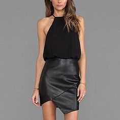 Women's Sexy/Bodycon/Casual/Work Micro-elastic Sleeveless Above Knee Dress ( Others ) – USD $ 24.99