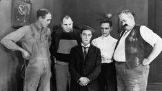 """Buster Keaton:  I genitori di mia moglie (1922) questa è la prima versione de """"Il mio grasso, grosso matrimonio greco"""" #BusterKeaton"""