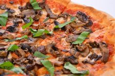 AMICI's Truffle Mushroom Pizza, P430. Amici is one of Spot.ph's Top 10 Kiddie-Friendly Restaurants in Manila. Find it at 3/F The Annex.