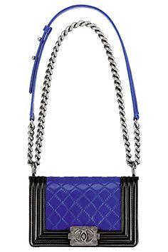 95eba996467c Chanel - Accessories - 2013 Spring-Summer Chanel Boy Bag, Chanel Bags, Coco