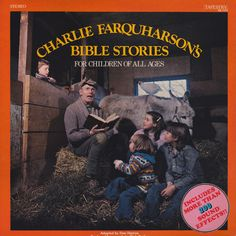 Don Harron – Charlie Farquharson's Bible Stories For Children Of All Ages Label: Tapestry Records (2) – GD 7378 Format: Vinyl, LP Country: Canada Released: 1981 Genre: Non-Music Style: Comedy Bible Stories For Kids, Gd, Comedy, Label, Canada, Tapestry, Country, Children, Music
