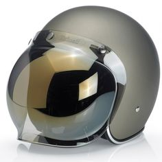 NEW HELMET ON ITS WAY #BILTWELL #FLATTITANIUM #RAINBOWMIRROR