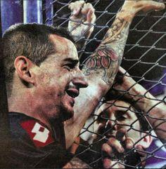 MI UNICO HEROE EN ESTE LIO #LEANDROATILIOROMAGNOLI PIPI+10 Club Santos, Madrid, Che Guevara, Star Wars, Passion, Football, Tattoo, Sport, Amazing People