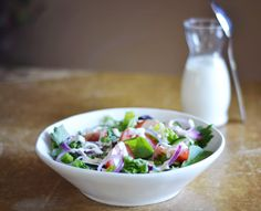 Blue Cheese Dressing - Little Figgy