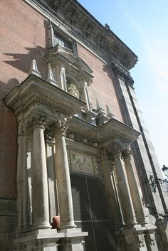 Iglesia de San Andrés, Madrid.