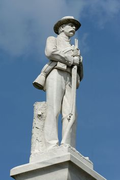 This is a list of Confederate monuments and memorials dedicated to the memory of those who served and died in service to the Confederate States during the American Civil War.