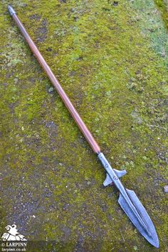Larp Inn - LARP Safe Staffs & Spears for Theater, Cosplay and Costumes Armor Concept, Weapon Concept Art, Swords And Daggers, Knives And Swords, Fantasy Armor, Fantasy Weapons, Vikings, Spears Weapon, Instruções Origami