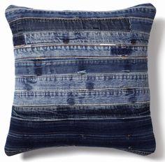 Willow kussen - jeans - LaForma