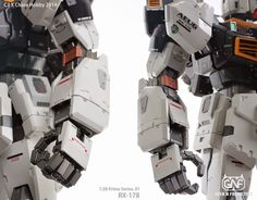 GUNDAM GUY: Prime Series: PO1 1/28 RX-178 Gundam Mk-II (Garage Kit) - Official Images