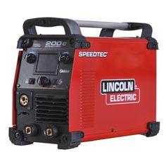 SPAWARKA INWERTOROWA SPEEDTEC 200 C LINCOLN ELECTRIC K14099-1