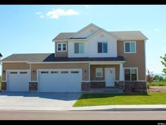 This beautiful custom 4 bed, 3 bath home was finished less than 7 months ago…