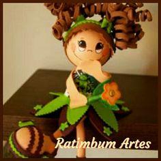 Ratimbumartes.blogspot.com.br #fofucha #eva #linda #cabeloscacheados