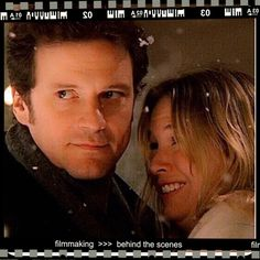 Colin Firth & Renee Zellweger / Bridget Jones's Diary