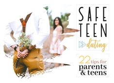 Safe teen dating: 22 Tips for Parents & Teens. Unfortunately, bad things can happen to even the best of teenagers. And, quite frankly, it doesn't matter how fun the date is if safety is compromised. While we can't prevent every bad thing from happening, there are things parents and teens can do to dramatically increase the likelihood of safe teen dating. Each tip may seem small, but when collectively applied, they make a huge difference. #parenting #parenthood #teenagers