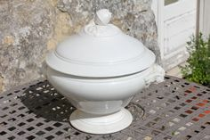 French vintage Tureen Soupiere