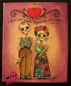 i love you more than my own skin - Google Search