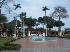 Plaza de Barranco - Lima, Perú