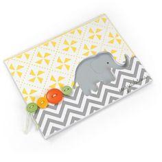 Elephant Congratulations Card