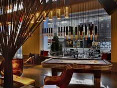 Carte Blanche - NYC 1970's style in a sophisticated, luxurious setting.
