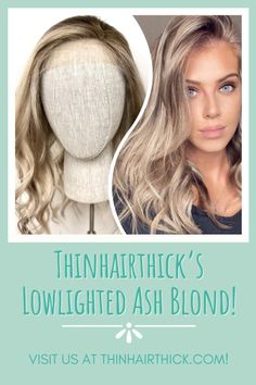 Ash Blonde, Blonde Highlights, Crown Hair Extensions, 18 Inch Hair, Hair Breakage, Hair Loss Treatment, Thin Hair, Grow Hair, Headband Hairstyles