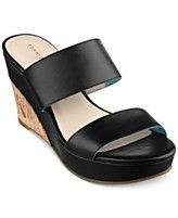 Tommy Hilfiger Kadine Platform Wedge Sandals
