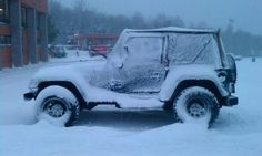 Ten Things They Never Tell You About Owning a Jeep