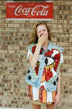 Fashion Pikin' Oyster Fashion: 'Like a Rhinestone' Shot by Jason Henley Glen Campbell Rhinestone Cowboy, Image Fashion, All Jeans, Punk, Discount Universe, Cheap Fashion, Fashion Stylist, Couture, Retro