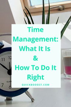 The Time Management Guide: What It Is And How To Do It Right Time management is a necessity when it comes to making use of your 24 hours each day. Learn what time management is and how to do it right in this essential guide! Time Management Activities, Time Management Printable, Time Management Planner, Time Management Quotes, Time Management Tools, Effective Time Management, Time Management Strategies, Activities For Teens, Productivity Hacks