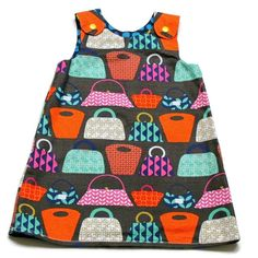 Reversible dress(Shop n drop) 2-3 years
