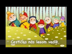 Ujo Ľubo - 7 Trpaslíkov - YouTube Music Songs, Fairy Tales, Youtube, Family Guy, Artist, Fictional Characters, Jar, Artists, Fairytail