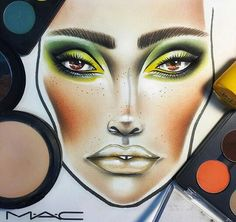 Improve makeup with these best mac makeup Advert# 3163