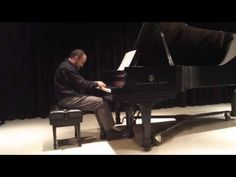 Friedrich Burgmuller, Ballade - YouTube