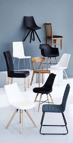 #dining #chairs Scandinavian, Foodies, Dining Chairs, Inspiration, Furniture, Home Decor, Biblical Inspiration, Decoration Home, Room Decor